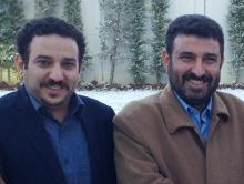 Akram Ayyash (til vinstri) og Walid Ayyash (til hægri). Akram Ayyash var handtekinn 22. október (á afmælisdegi Bahá'u'lláh) í Sana'a. Walid Ayyash var numinn á brott í apríl 2017.
