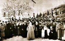 Mynd af 'Abdu'l-Bahá