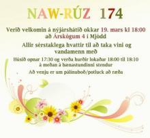 Naw-rúz hátíð
