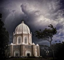 Bahá'í tilbeiðsluhúsið í Sydney, Ástralíu