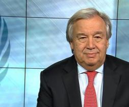 Aðalritari Sameinuðu þjóðanna António Guterres
