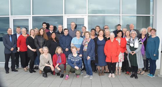 Gestir á landsþingi bahá'ía árið 2019